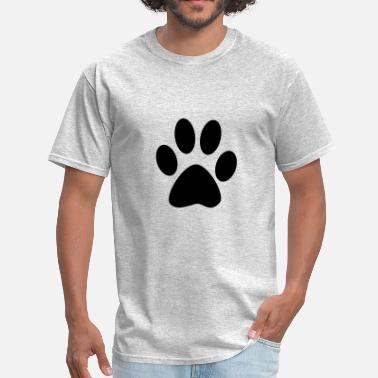 Paws Cats Cat Paw - Men's T-Shirt