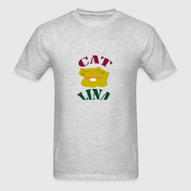 Cat Lina - Men's T-Shirt