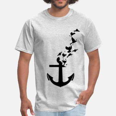 Anchor anchor - Men's T-Shirt