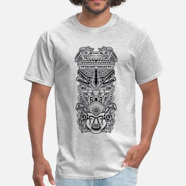 Totem Pole Totem - Men's T-Shirt