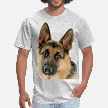 German Shepherd Dog German shepherd - Men's T-Shirt