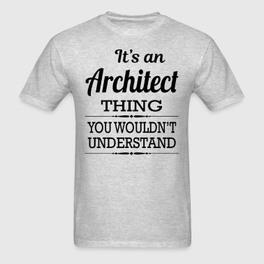 Architect - Men's T-Shirt
