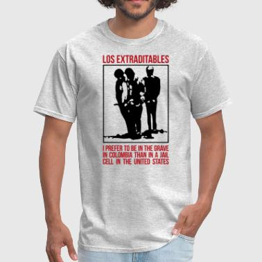 Los Extraditables (eng) - Men's T-Shirt