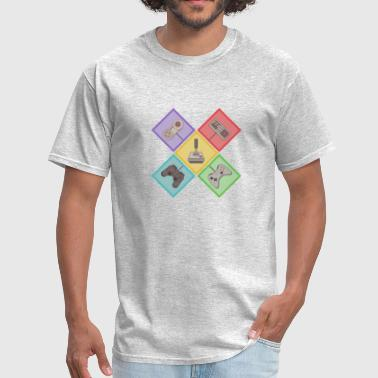 classic video games controller - Men's T-Shirt