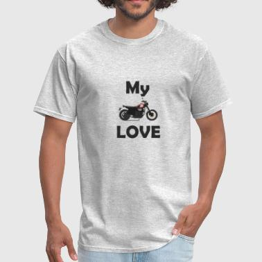 My Love - Men's T-Shirt