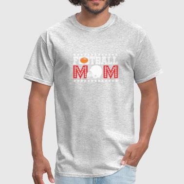 FOOTBALL MOM - Men's T-Shirt