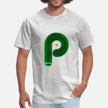 Green Phillies Phillys Own - Men's T-Shirt