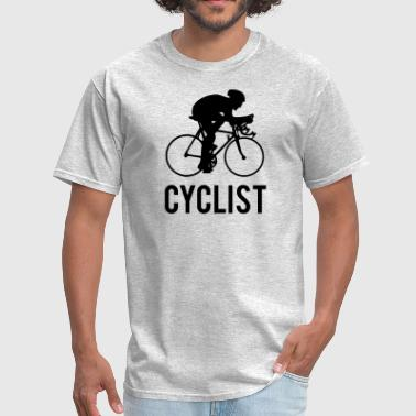 Cyclist - Men's T-Shirt