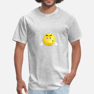 Feel Emoticon emoticon angry - Men's T-Shirt