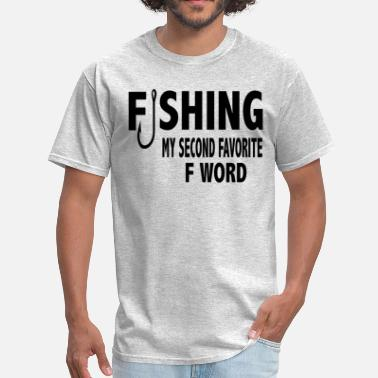 Saltwater Fishing Fishing - Men's T-Shirt