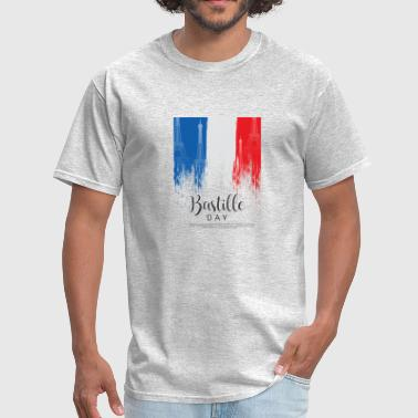 Happy Bastille Day - Men's T-Shirt