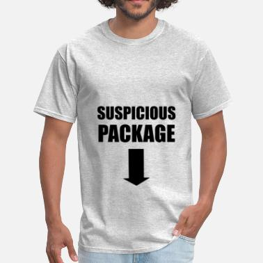 Suspicious Package Suspicious Package Innuen - Men's T-Shirt