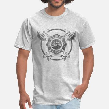 Volunteer Fire Department Fire Department - Men's T-Shirt