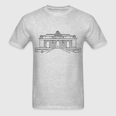 Grand Central Terminal New York - Men's T-Shirt