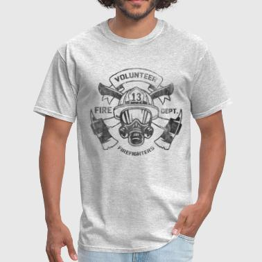 Paramedic Volunteer Firefighter Volunteer firefighter - Men's T-Shirt