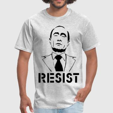 Soros Putin resist - Men's T-Shirt