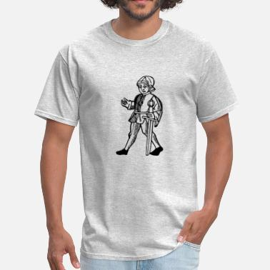 Middle Ages middle age - Men's T-Shirt