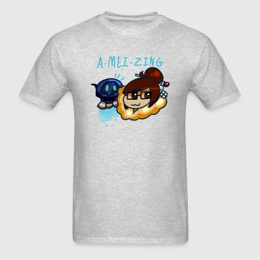 A-Mei-zing - Men's T-Shirt