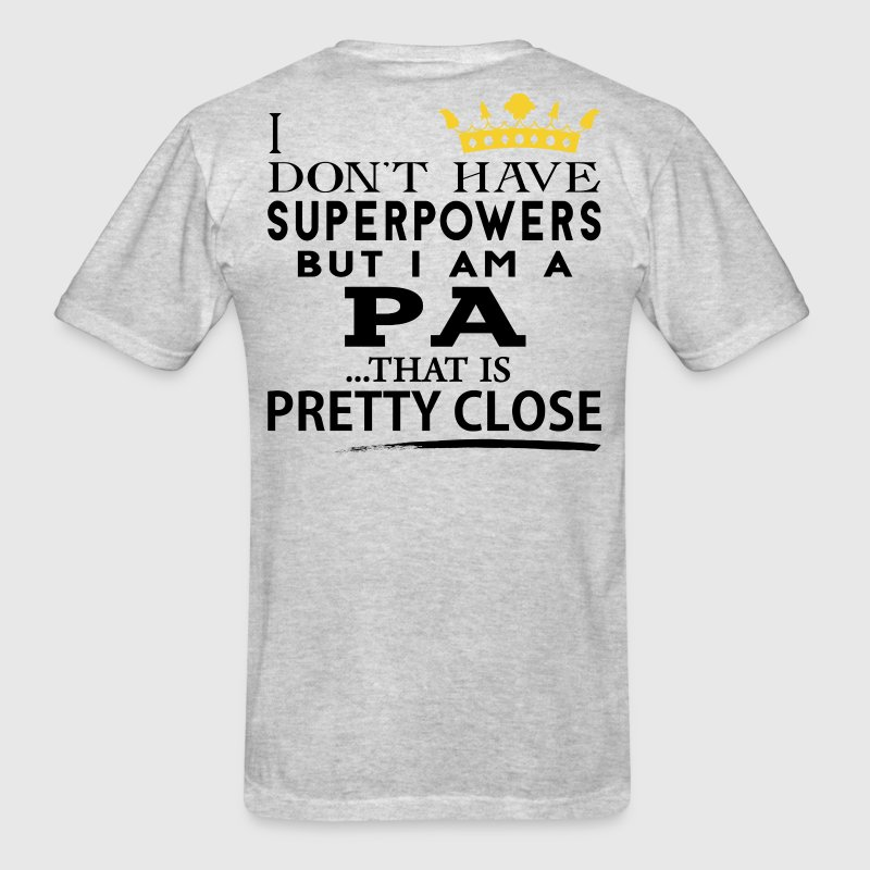 SUPER PA! - Men's T-Shirt