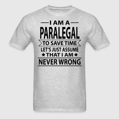 Paralegal - Men's T-Shirt