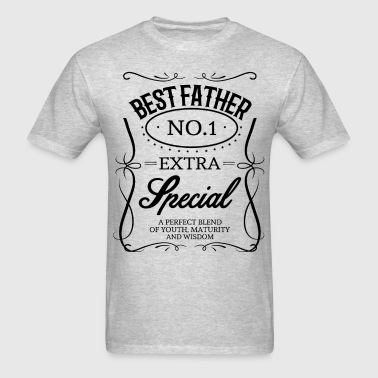 BEST FATHER - Men's T-Shirt