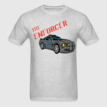the enforcer 2 - Men's T-Shirt