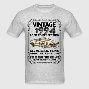 VINTAGE 1994-AGED TO PERFECTION - Men's T-Shirt