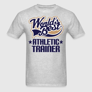 Athletic Trainer Fitness Gift - Men's T-Shirt