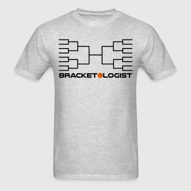 tournament bracketologist - Men's T-Shirt