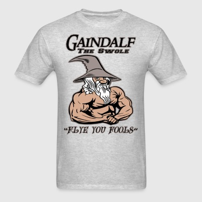 Gaindalf the Swole - Men's T-Shirt