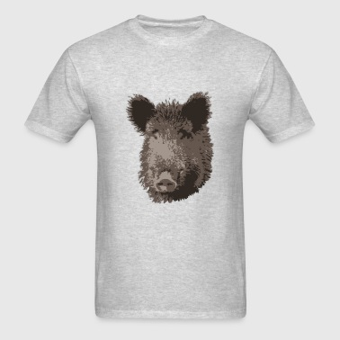 Wild Boar - Men's T-Shirt