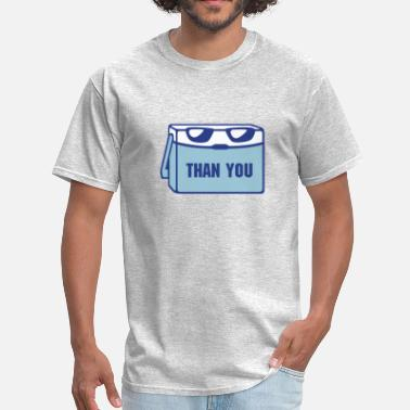 Fool Smile Cool Cooler - Men's T-Shirt