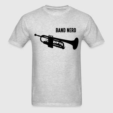 Band Nerd Trumpet - Men's T-Shirt