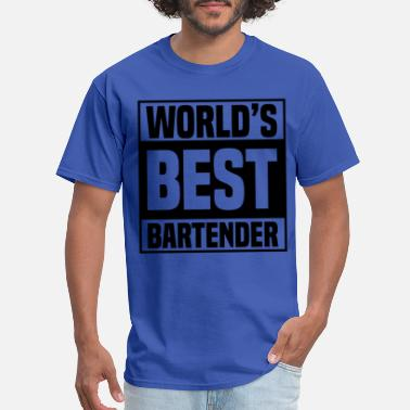 Cocktail bartender - Men's T-Shirt