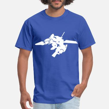 Meche Mech - Men's T-Shirt