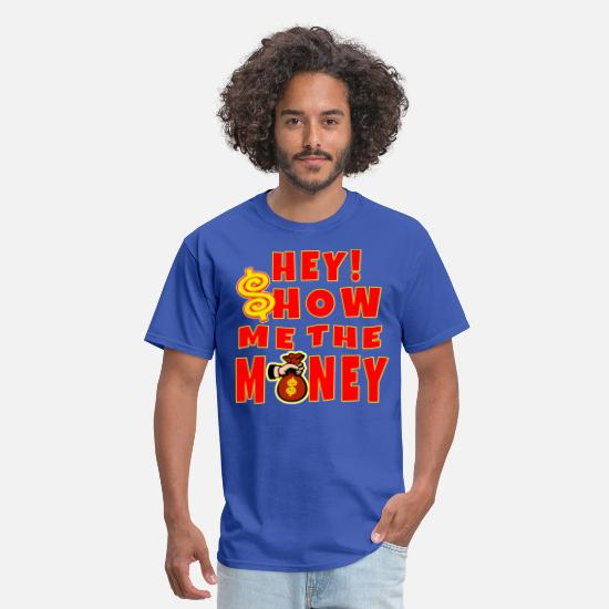 Price T-Shirts - Game Show Contestant - TPIR (The Price Is...) - Men's T-Shirt royal blue