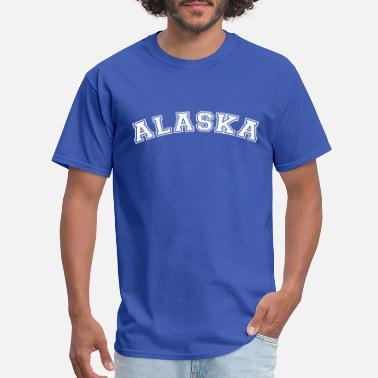 8d9edac7d073 6xl Alaska - Men  39 s T-Shirt