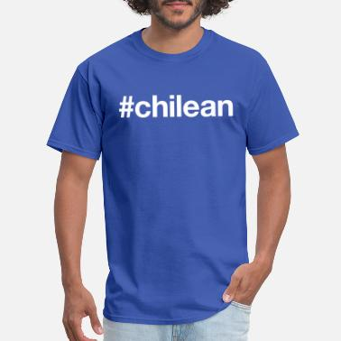 Chilean CHILE - Men's T-Shirt