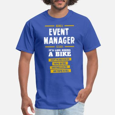 Event Event manager - Men's T-Shirt
