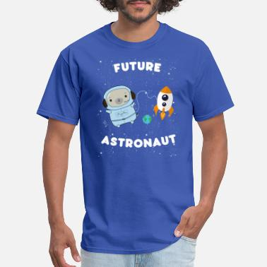 Pugelton Future Astronaut - Men's T-Shirt