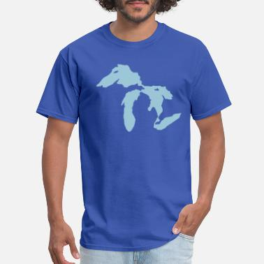 Great Lakes Great Lakes - Men's T-Shirt