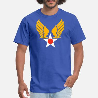 Insignia United States Army Air Corps wings - Men's T-Shirt