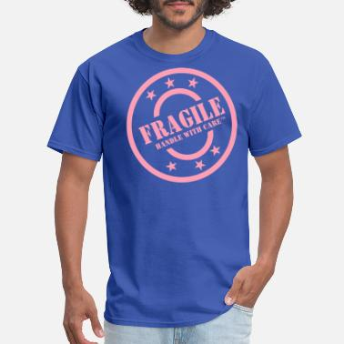 Shoes FRAGILE HANDLE WITH CARE - Men's T-Shirt