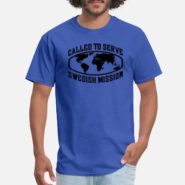 Lds Mission Swedish Mission - LDS Mission CTSW - Men's T-Shirt