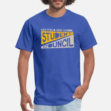 Student Council Westfield High School Student Council - Men's T-Shirt