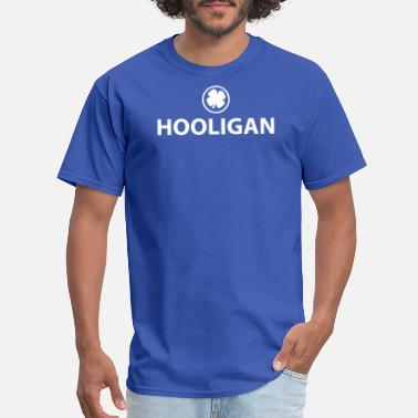 Irish Hooligans Hooligan Irish - Men's T-Shirt