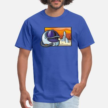 Space Exploration Space Explorer - Men's T-Shirt