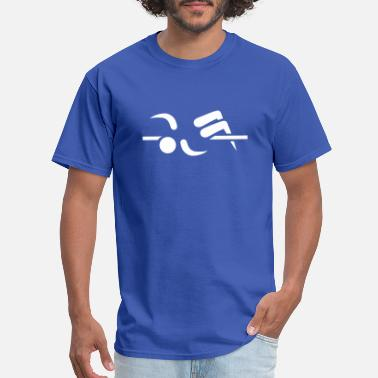 High Jump High jump - Men's T-Shirt