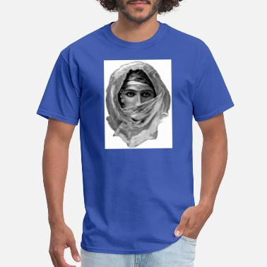 Turban Turban Woman - Men's T-Shirt