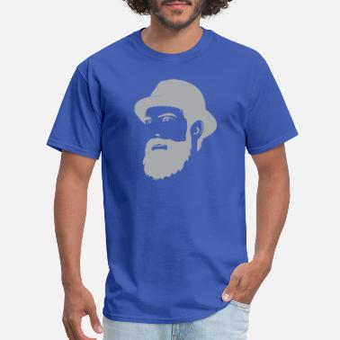 A-bearded-man Beard Man - Men's T-Shirt